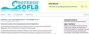 Refresh South Florida preview image